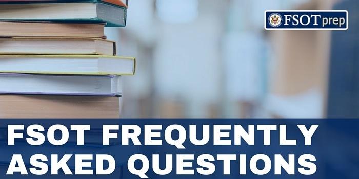 FSOT FAQ