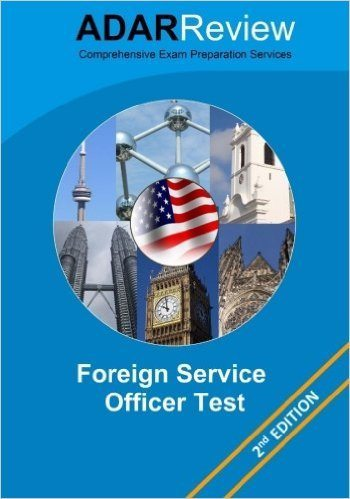 What score do you have to get on the US foreign service exam to be considered